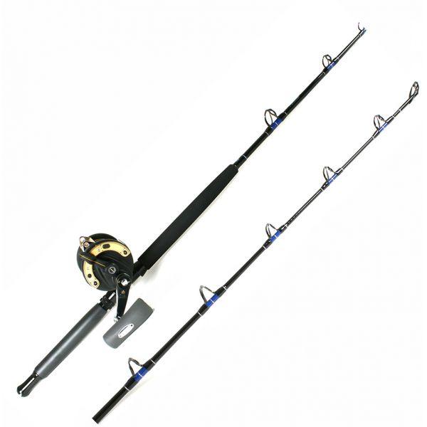 Shimano TLD50IILRSA Reel / TackleDirect TDSSUT601HSB Custom Combo