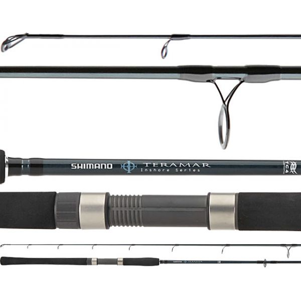 Shimano TMSE66M Teramar Inshore Northeast 6ft 6in Spinning Rod