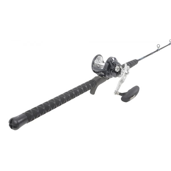 Shimano Torium 20 / TackleDirect TDSCJ66H Conventional Jigging Combo