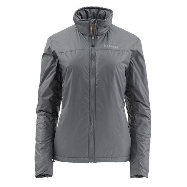 Simms Women's Midstream Insulated Jacket - Raven - Large