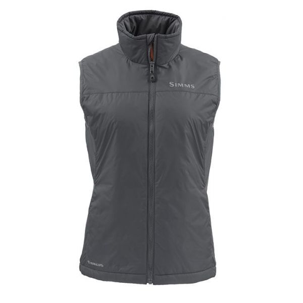 Simms Women's Midstream Insulated Vest - Raven - X-Small