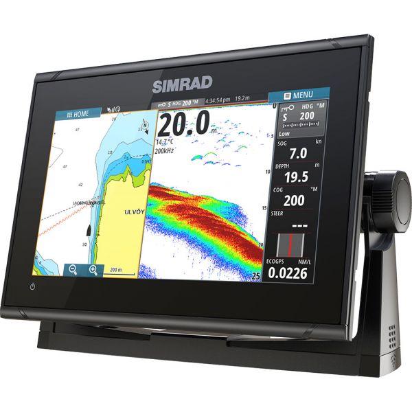 Simrad GO9 XSE Chartplotter/Fishfinders