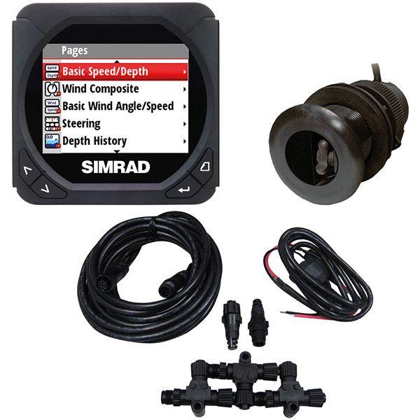 Simrad IS40 Speed/Depth Package