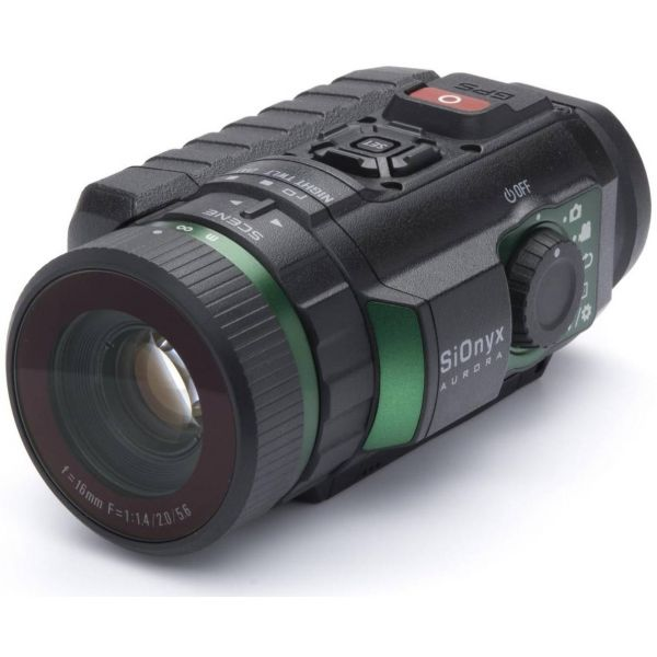 SiOnyx Aurora Day/Night Action Camera