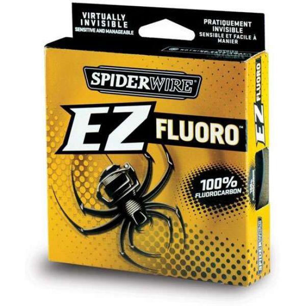 Spiderwire EZ Fluoro Fluorocarbon 2lb-8lb 200yd Filler Spool 2lb