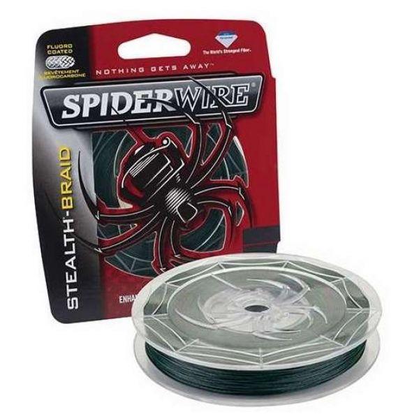 Spiderwire SCS30G-200 Stealth Moss Green Braid 200yds 30lb
