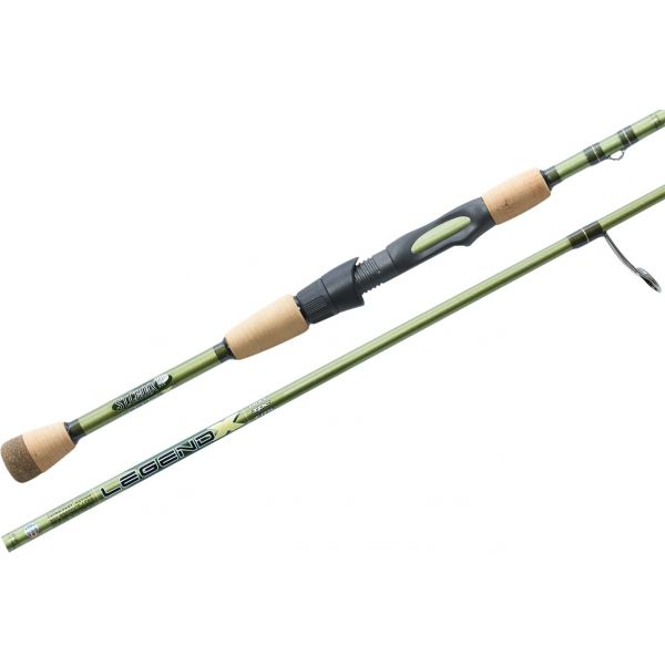 St. Croix Legend X Spinning Rods