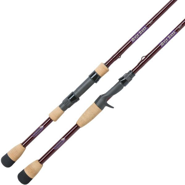 St. Croix Mojo Bass Freshwater Casting & Spinning Rods