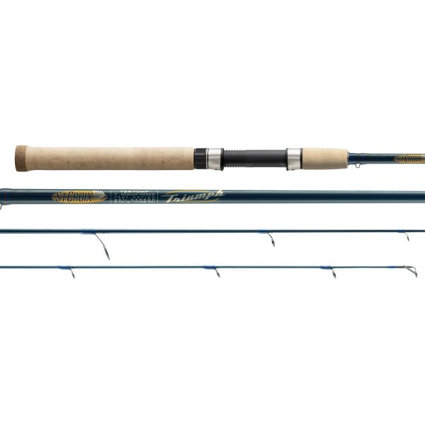 St. Croix TSR76MLF Triumph Spinning Rod - 7 ft. 6 in.