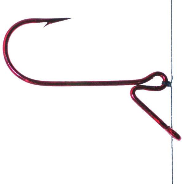 StandOut ST8ZS Western Finesse Bass Hooks - Red Alert