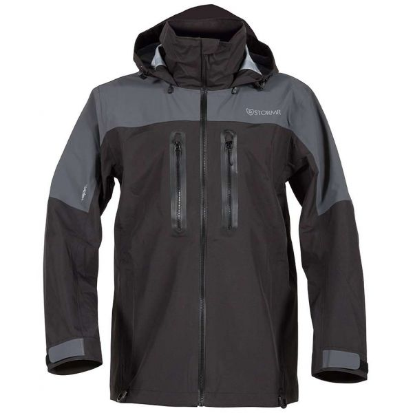 Stormr Aero Jacket - Black - 2X-Large
