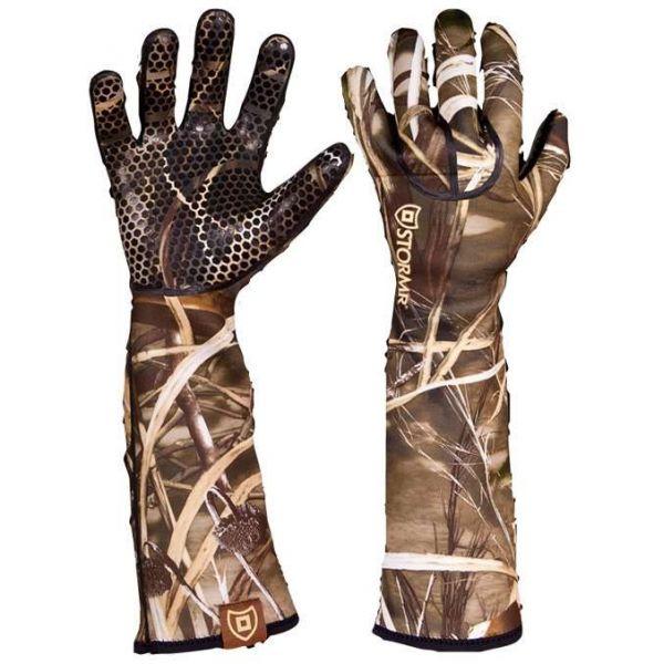 Stormr Stealth Gauntlet Glove - Medium