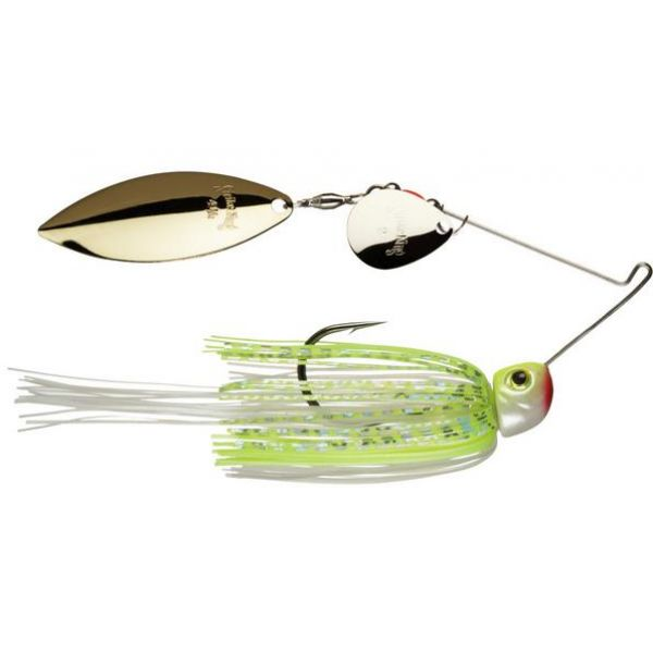 Strike King Hack Attack Heavy Cover Spinnerbait - 1/2oz