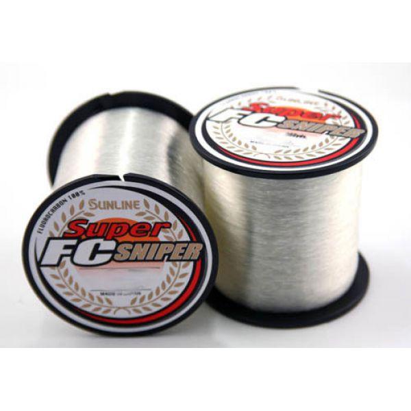 Sunline 63039830 Super FC Sniper Fluorocarbon Line 20lb 660yd