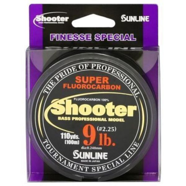 Sunline Finesse Special Shooter Fluorocarbon