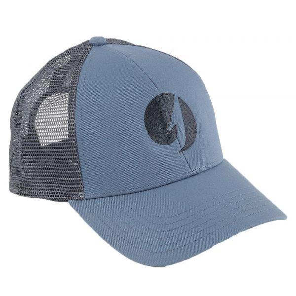 TackleDirect CBP Trucker Cap with TD Logo - Blue Stream/Navy