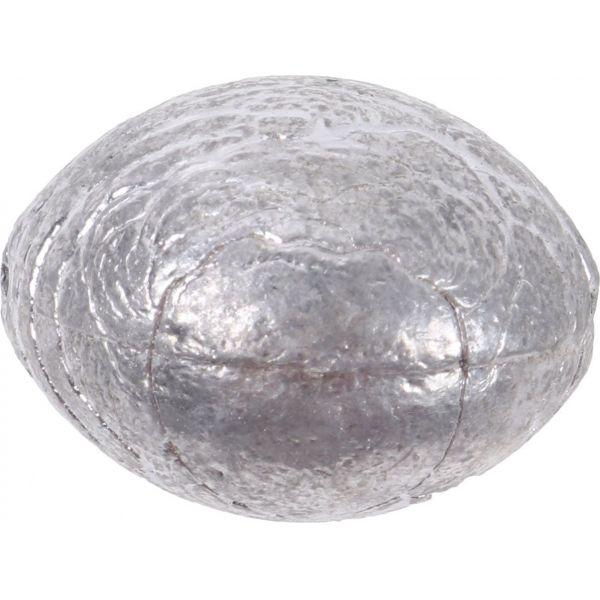 TackleDirect Bait Rigging Egg Sinker 100 Packs - Unpainted