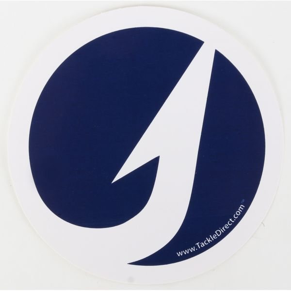 TackleDirect Hook Decal - 4
