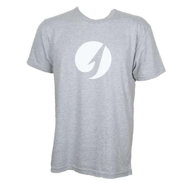 TackleDirect Hook Logo Men's T-Shirt - Heather Gray