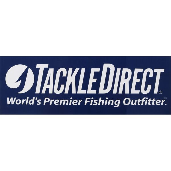TackleDirect Logo Decal - 10