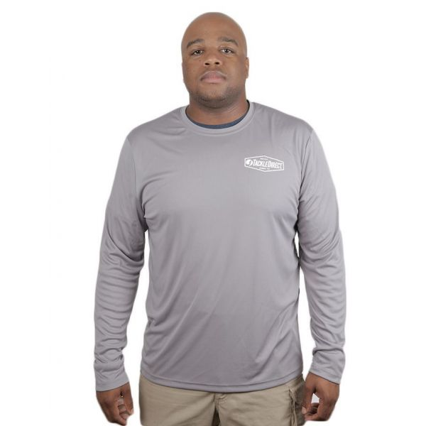 TackleDirect No B.S. Logo Performance Long Sleeve Shirt - 3XL