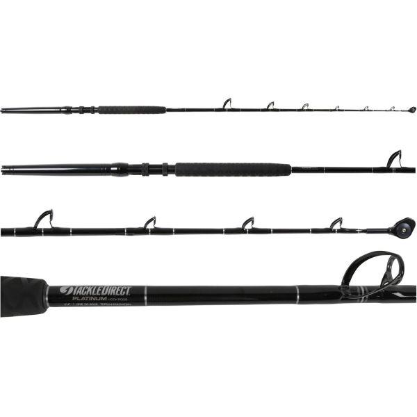 TackleDirect Platinum Hook Conventional Winthrop Tip Standup Rods