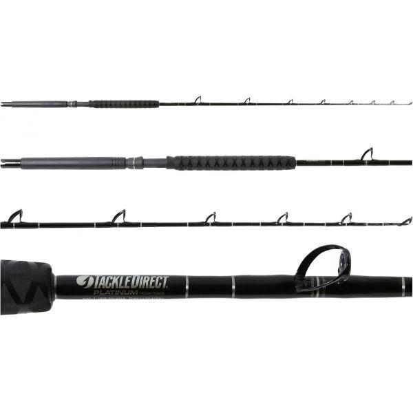 TackleDirect Platinum Hook White Marlin Rods