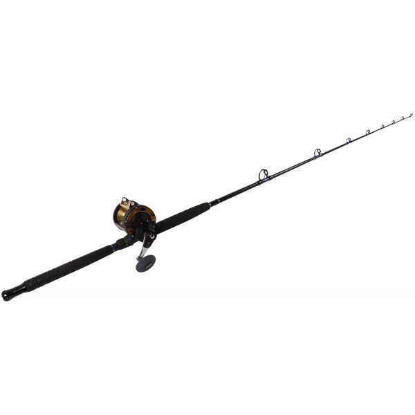 TackleDirect Silver Hook TDSSUT661MHSB / Shimano TLD30IIA Combo