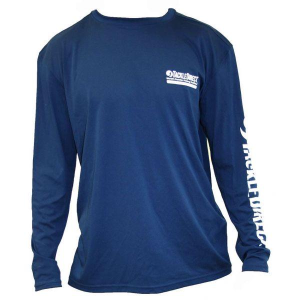 TackleDirect TD Logo Denali Performance Long Sleeve Tee - 2XL