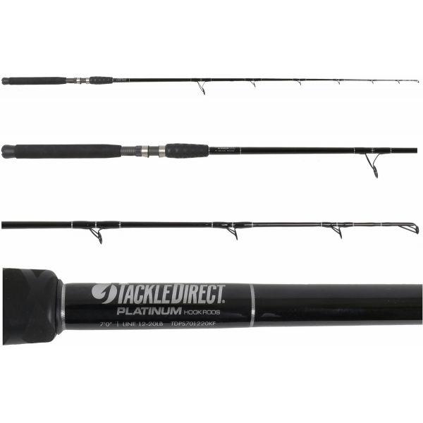 TackleDirect TDPS701220KF Platinum Hook Spinning Rod