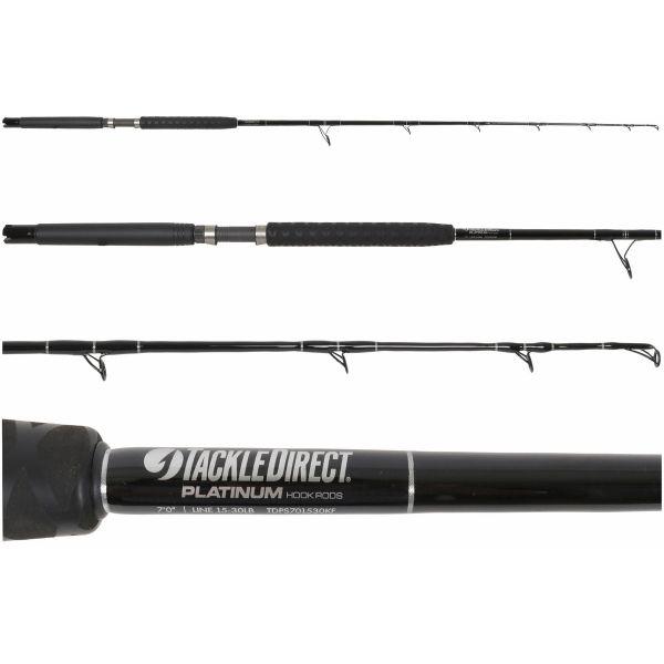 TackleDirect TDPS701530KF Platinum Hook Standup Spinning Rod