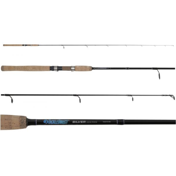 TackleDirect TDSS701MH Silver Hook Series Spinning Rod