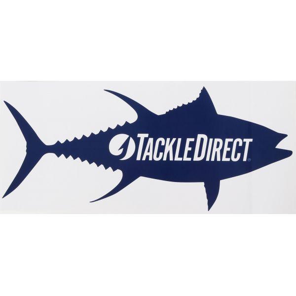 TackleDirect Tuna Decals