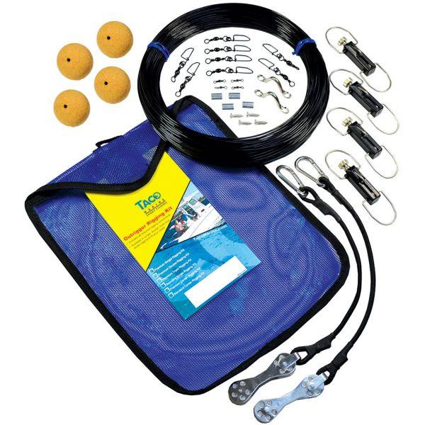 TACO Premium Mono Double Rigging Kit
