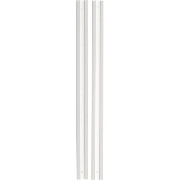 TACO Premium Trailer Glyde Slicks, 6-Pack of 2ft pieces - P06-06W