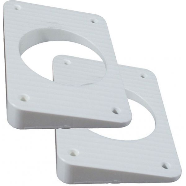 TACO Grand Slam Wedge Plates - WP-150WHA-1