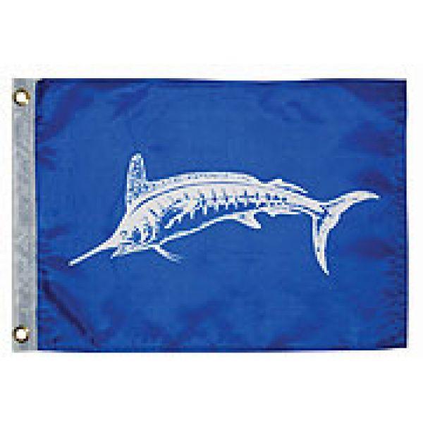 Taylor Made White Marlin Fish Flag