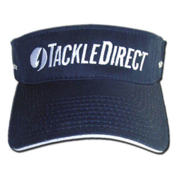 TackleDirect Logo Visor