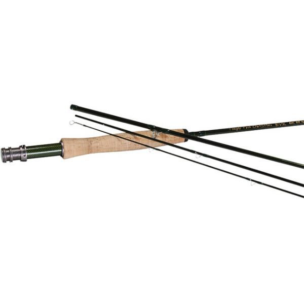 Temple Fork Outfitters TF 04 86 4 B BVK Series 4-Piece Fly Rod