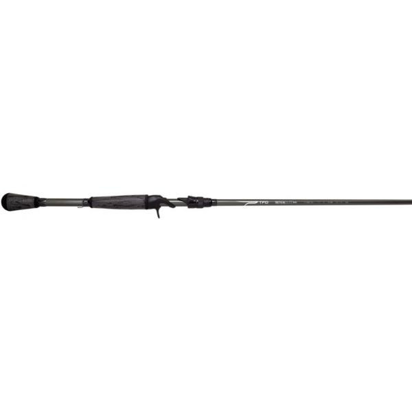 """Temple Fork Outfitters Tactical Bass 7/'3/"""" Medium Heavy Fast Casting Rod"""