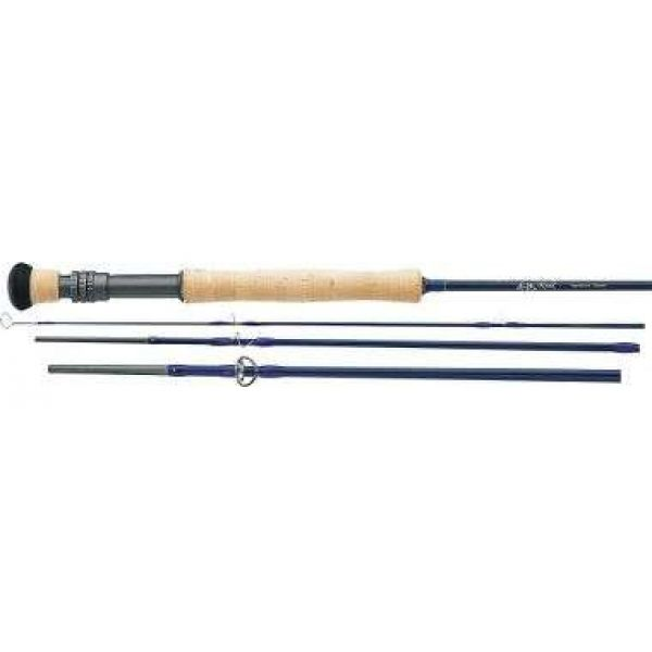 Temple Fork TF07904X Lefty Kreh TiCr Series Fly Fishing Rod