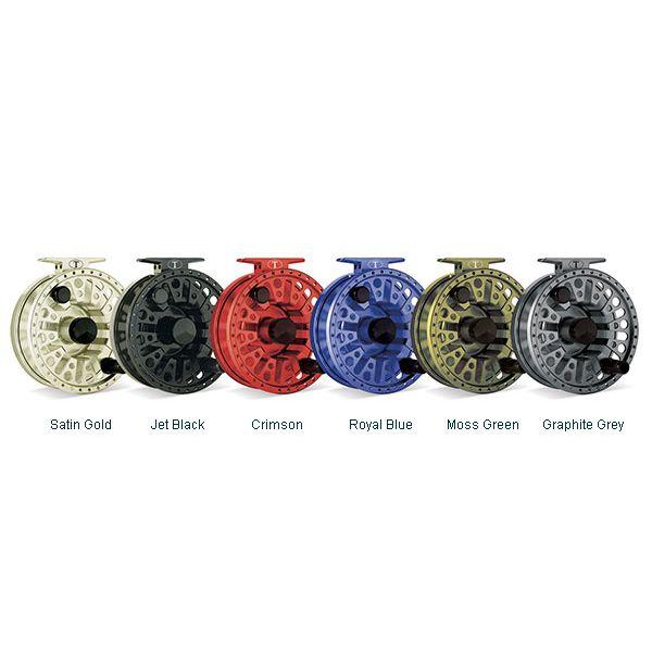 Tibor Everglades Fly Reel - Custom Colors