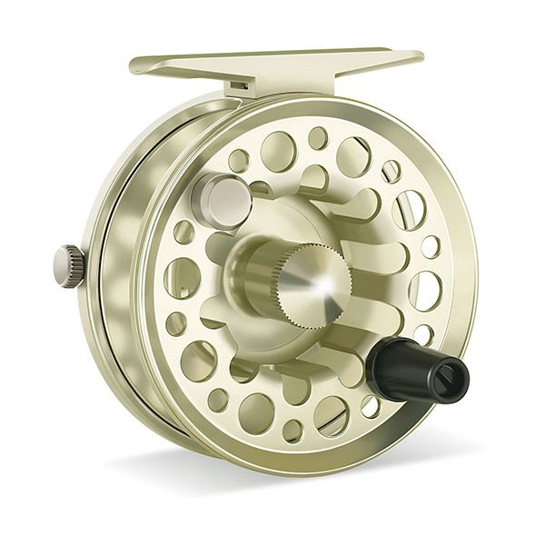 Tibor Light Back Country Wide Fly Reel Spool