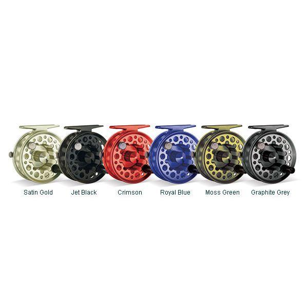 Tibor Light Tail Water Fly Reel - Custom Colors