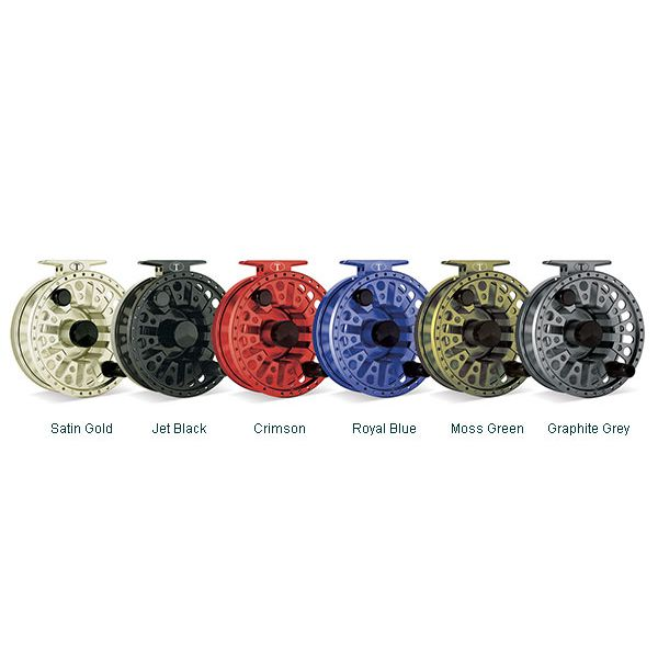 Tibor Pacific Fly Reel - Custom Colors