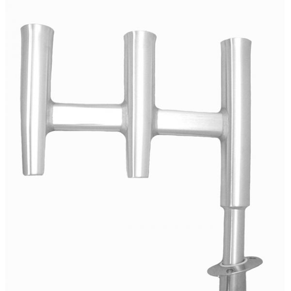 Tigress Triple Aluminum Rod Holder