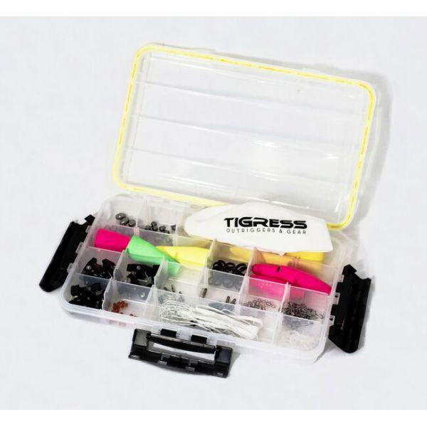 Tigress Kite Assembly Box
