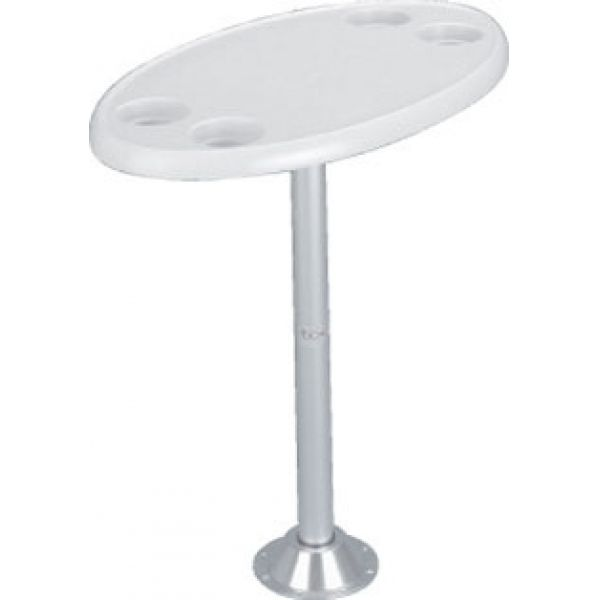 Todd 01-100WC Oval Tabletop Package