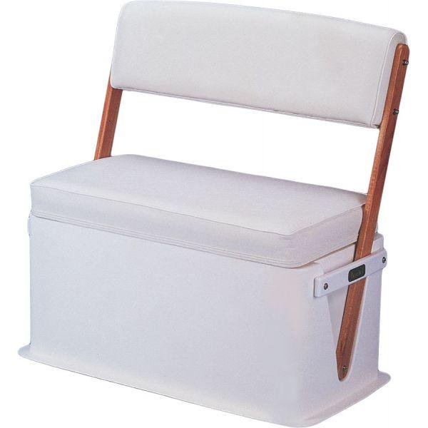 Todd 1758-18U Swingback Seat w/ Mahogany Arms