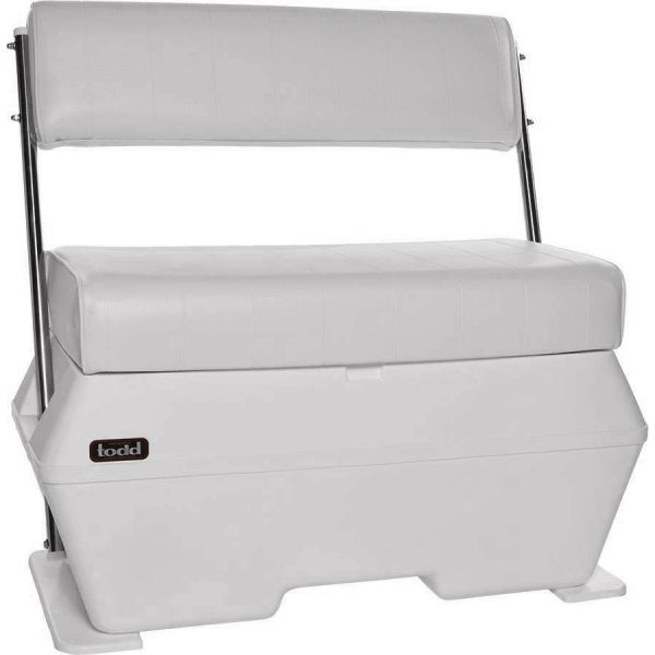 Todd 1792-18NI Large Deluxe Dry Storage Seat (Non-Insulated)